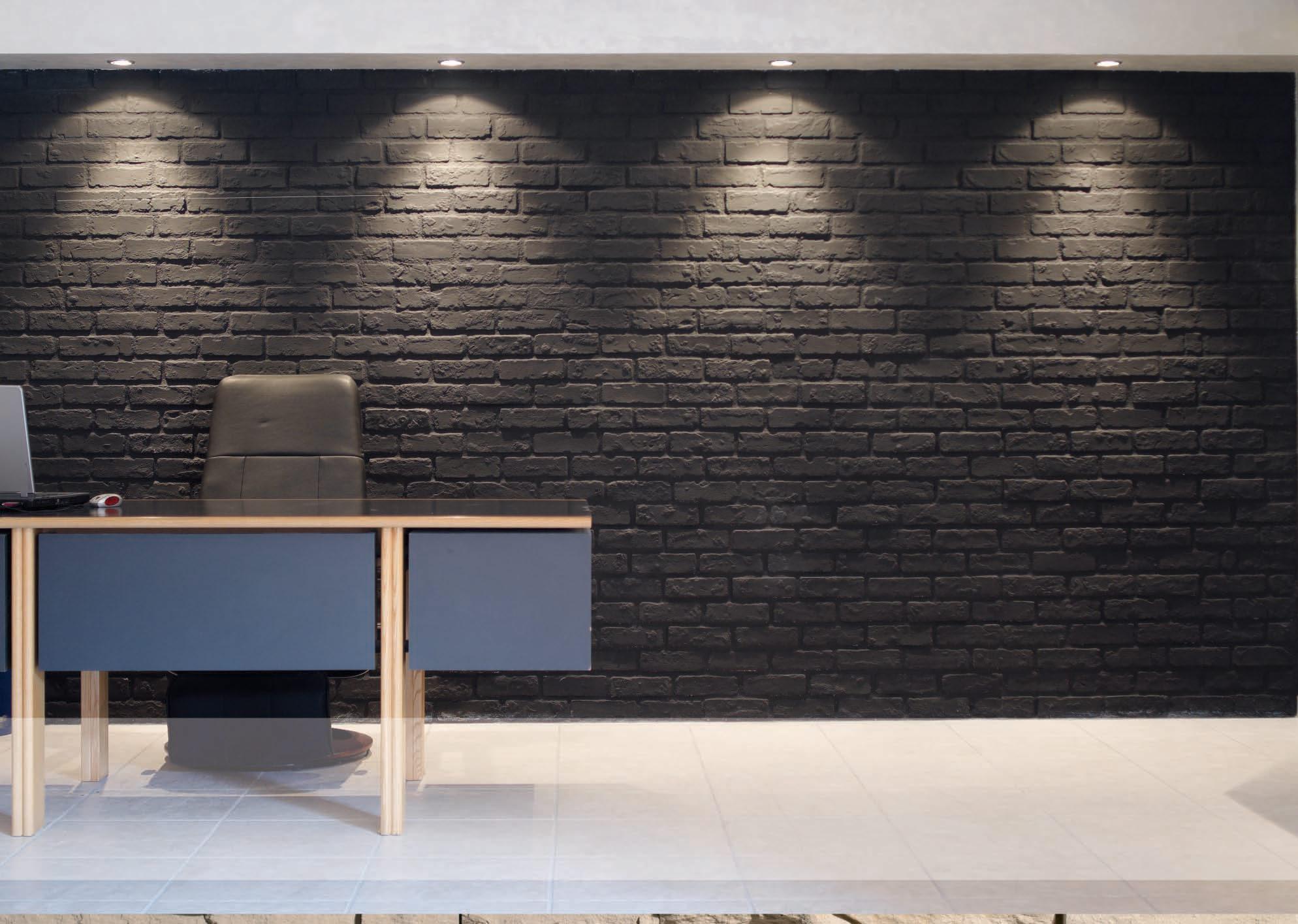 Mattoni moderni per interni gallery of pareti in pietra per interni moderni pareti in pietra - Pareti a mattoncini per interni ...